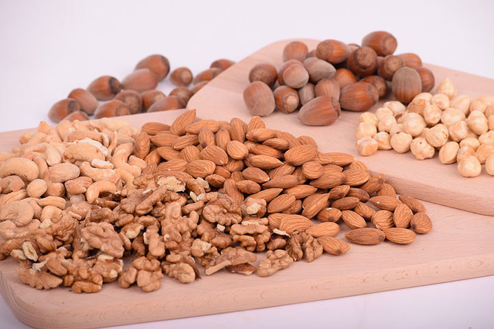 Have A Healthy 2019 With A Handful Of Almonds