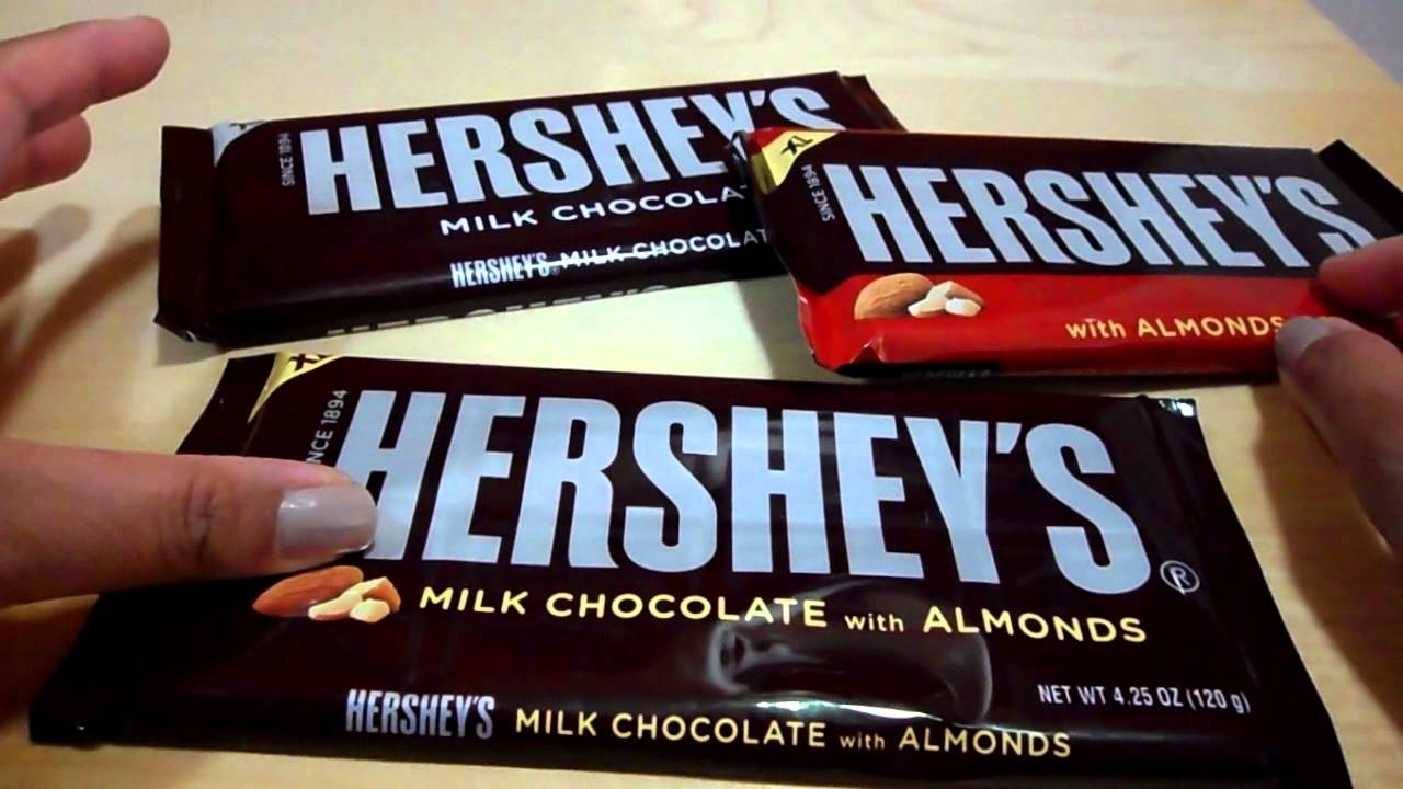 Free Samples Of Hershey Chocolates - Learn How To Register